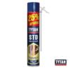STD PU montážna pena trubičková 750 ml pena profesionálnej kvality s najlepším pomerom ceny a kvality. Vynikajúce riešenie na všetky nešpecializované tmeliace aplikácie.